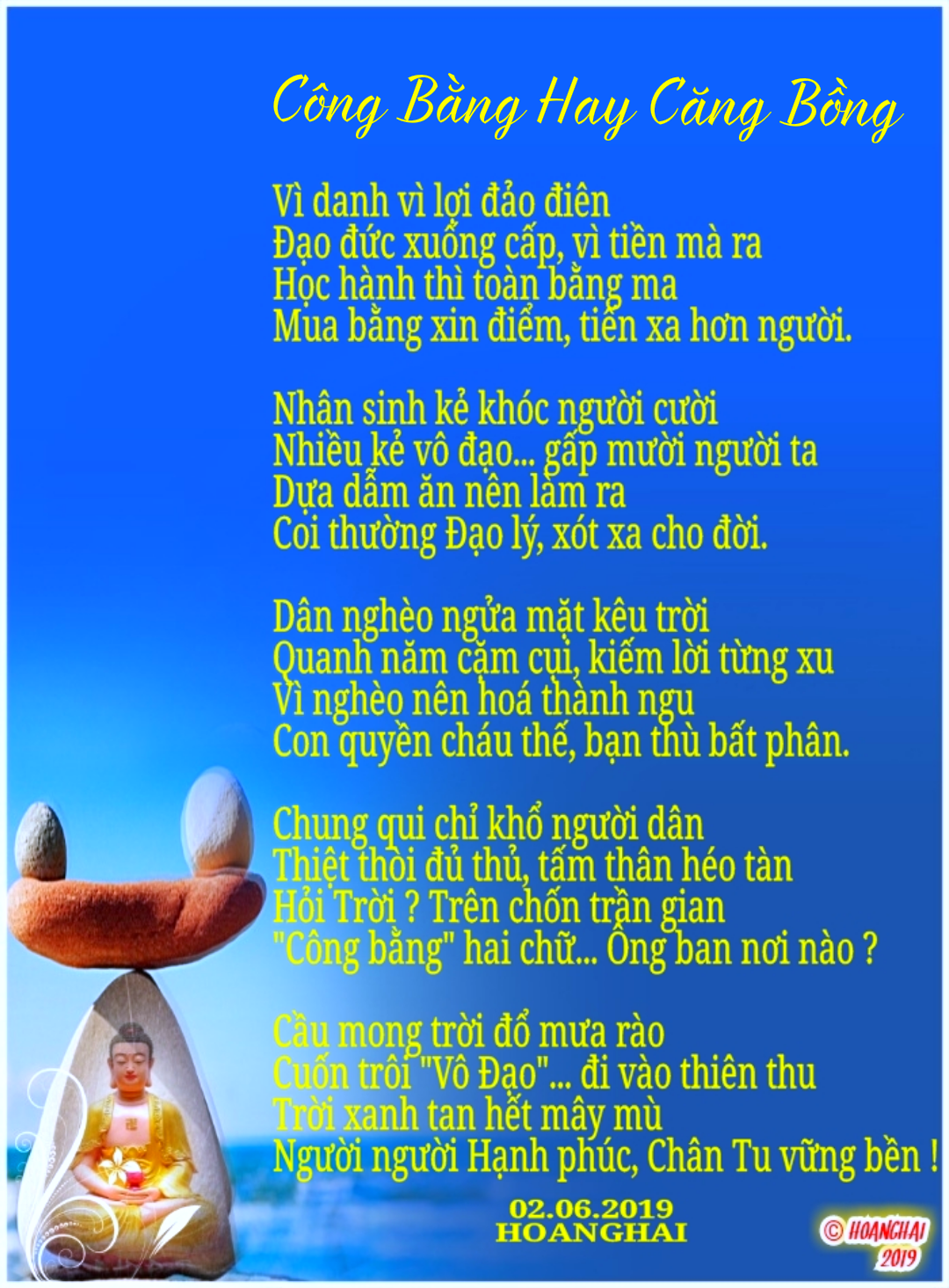 Công Bằng Hay Căng Bồng