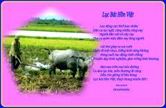 Lục bát hồn Việt