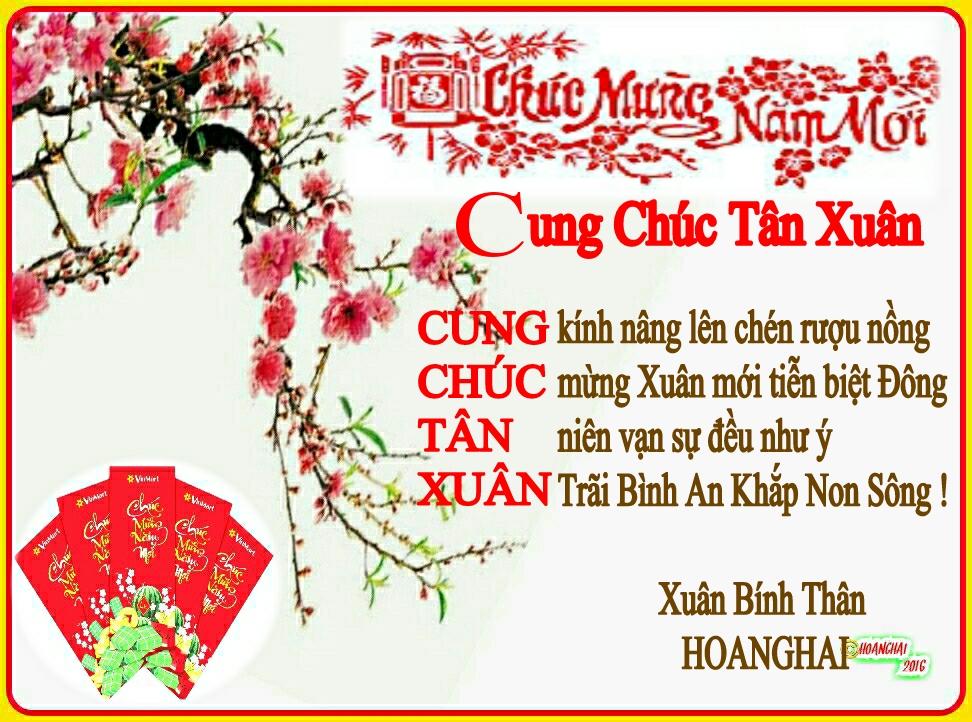Cung Chúc Tân Xuân
